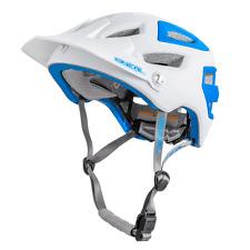 CASCO MTB ENDURO FREERIDE SPORT O'NEAL PIKE Helmet white/blue