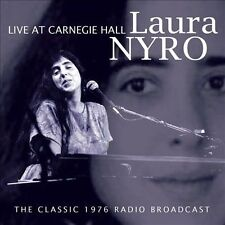 LAURA NYRO - LIVE AT CARNEGIE HALL: THE CLASSIC 1976 RADIO BROADCAST * (NEW CD)