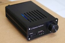 HiFi LA1 Preamplifier 3-way Audio Input Switching References Musical Fidelity