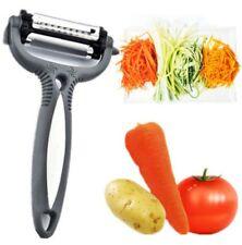 Eplucheur Coupeur de trancheuse en acier inoxydable durable fruits légumes
