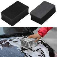 Car Auto Truck Polishing Cloth Towel Clay Bar Sponge Mitt For Detailing Washing