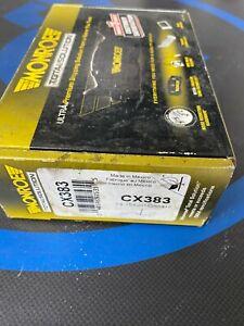1999-2012 Mitsubishi - Disc Brake Pad Set Rear Monroe CX383