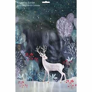 Roger la Borde Silver Stag Advent Calendar