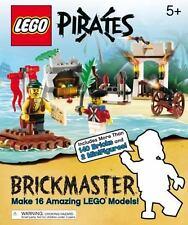 Lego Brickmaster Pirates : Make 16 Amazing LEGO Models! by Dorling Kindersley...