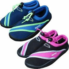 TWF Kids Snapper Wetshoes Blue/green Size EU 26/uk 8