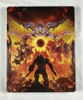 Doom Eternal Scanavo Exclusive Collectors Steelbook Only NEW SEALED (NO GAME)