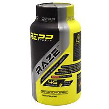 REPP Sports - RAZE 45caps - Extreme Fat Burner Immediate Metabolism Accelerant