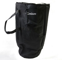 "13.5"" Deluxe Thick Padded CONGA Drum Gig Bag Travel Case Plush X-Large"