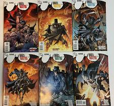 Batman: The Return of Bruce Wayne #1-6 - DC Comics - Complete Miniseries