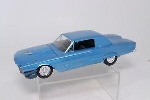 Vintage 1966 Thunderbird Ford Built Model Kit 1:25 Custom Junkyard Rebuilder