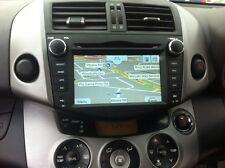 AUTORADIO TOYOTA RAV4 NAVIGATORE GPS DVD USB SD DVX MP3 BLUETOOTH CANBUS XTRONS