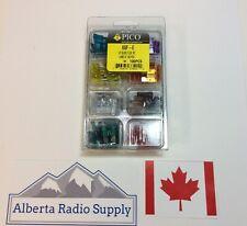 ATC ATO Blade Fuse Kit 100pcs  5A to 30A  PICO 6SF-E   ***CANADA**