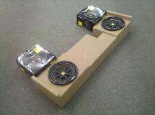 """04 to 08 Ford F150 Supercrew box 2 10"""" subs Crewcab 05 06 07 Crew cab Enclosure"""