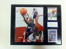 Upper Deck Michael Jordan Wizards Collector Plaque - NEW