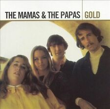 THE MAMAS & THE PAPAS Gold 2CD BRAND NEW Best Of Greatest Hits