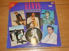 ELVIS PRESLEY - Images 1982 UK Cambra label 31-track compilation double vinyl LP