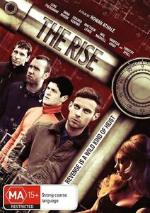 The Rise (DVD, 2014)