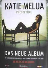 "Katie Melua Poster ""PIECE BY PIECE"""