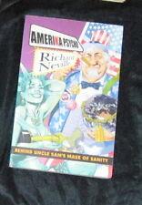 Amerika Psycho by Richard Neville Behind Uncle Sam's Mask of Sanity