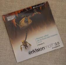 enVision Math 2.0 Grade 2 Teacher Resource Spanish CD Rom Espanol 9780328869596