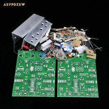2PCS NCC200 Power amplifier DIY kit Base on UK NAIM NAP250/135 amplifier