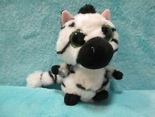 Aurora World Yoohoo & Friends - STRIPEE - Zebra Soft Plush Stuffed Teddy Toy 5""