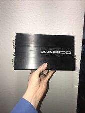 New listing Used Zapco St-850Xm Ii Monoblock 850W Rms Subwoofers Class D Amplifier Great Amp