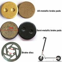 Brake disc Pads Replacement Parts for Xiaomi Brake Frosted Electric Scooter