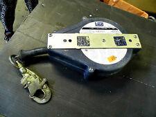 Used Dbi Sala Self Retracting Lanyard 50 Ultra Lok 3504450c