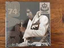 """ELVIS PRESLEY 5CD BOX """" IN BETWEEN WATERGATE & ALI  """" 1974"""