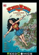 WONDER WOMAN BY GEORGE PEREZ OMNIBUS VOLUME 2 HARDCOVER New Hardback *552 Pages*