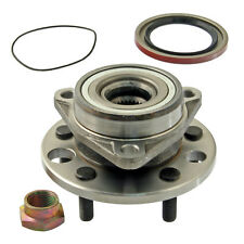 Wheel Bearing and Hub Assembly Front,Rear Precision Automotive 513016K