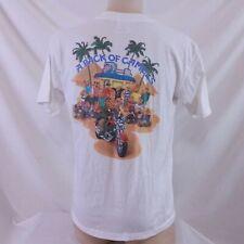 Vintage 1990 Camel Cigarettes T Shirt Pocket Single Stitch Biker Motorcycle XL