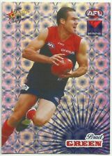 2008 AFL Select Champions Holofoil MELBOURNE DEMONS HF116 BRAD GREEN CARD