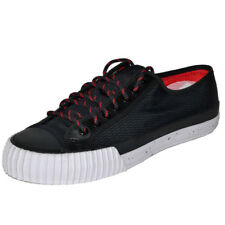 PF Flyers Center Lo Black Shoes Sneakers
