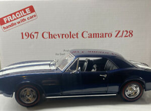 Danbury Mint 1/18 Scale 1967 Chevy CAMARO Z/28 VERY VERY RARE