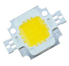 5 X Amarillo 10w Alta Potencia Led Pcb Disipador De Calor