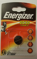 1 Energizer CR2032 Lithium Knopfzelle / Batterie im Blister 3 Volt