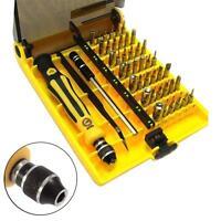 Mini 45 in1 Precision Screwdriver Repair Tool Set For Mobile Phone PC MT