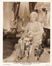 Mae West Lady Lou She Done Him Wrong Lowell Sherman Original Vintage 1933