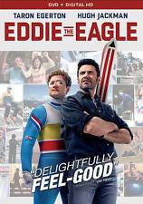 Eddie the Eagle (DVD, 2016) NEW