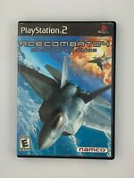 Ace Combat 04: Shattered Skies - Playstation 2 PS2 Game - Tested