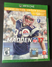 Madden NFL 17 [ DELUXE Edition ] (XBOX ONE) NEW