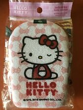 Nip Hello Kitty Exfoliating Body Sponge by Earth Therapeutics