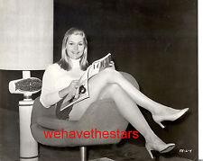 Vintage Carol Lynley SEXY LEGS '69 Publicity Portrait