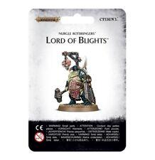 Warhammer 40K Nurgle Rotbringers Lord of Blights NIB In Stock