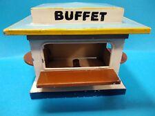 """Bing """"Buffet"""" Kiosk Spur 1 und 0 antik gebraucht"""