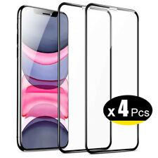 Verre Trempé Vitre Protection Ecran Film iPhone 11 12 Pro XS Max XR SE 8 7 6s