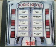 FOREIGNER / RECORDS