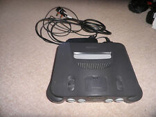 Nintendo 64 n64 console unit -fully tested & working - cosmetic damage